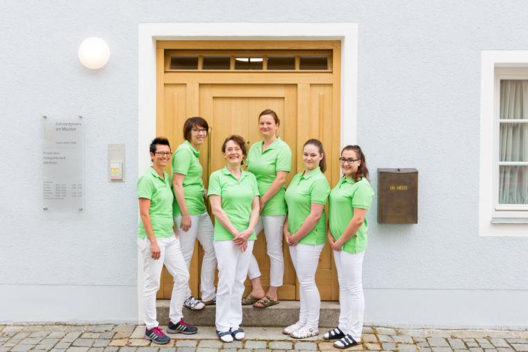 Zahnarztpraxis Dr. Hildegunde Heiß - Team
